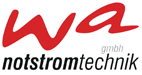 Zapfwelle.de – WA Notstromtechnik GmbH Logo
