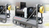 Standard Zapfwellengenerator mit Gelenkwellen Spritzschutz