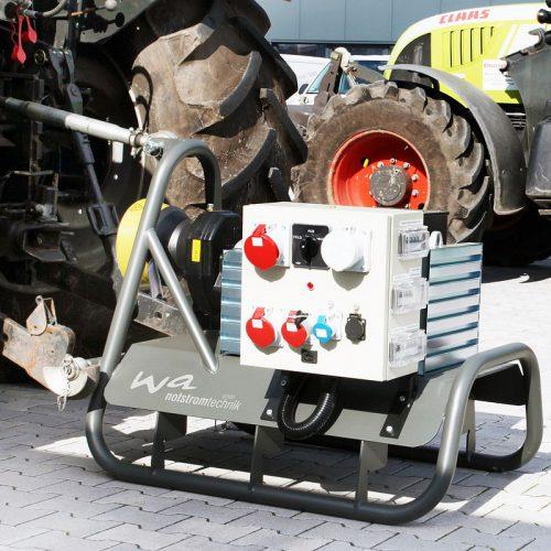 40 kVA Zapfwellenstromerzeuger mit Iso
